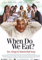 Când mâncăm?
