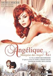 Poster Angelique, marquise des anges