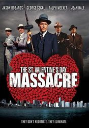 Poster The St. Valentine's Day Massacre