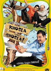 Poster Khosla Ka Ghosla!