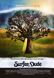 Poster Surfer, Dude
