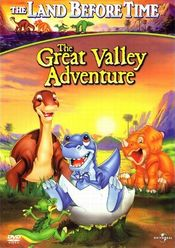 Poster The Land Before Time II: The Great Valley Adventure