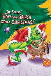 Poster How the Grinch Stole Christmas!