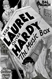 Poster The Music Box