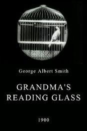 Poster Grandma's Reading Glass