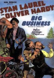 Poster Big Business