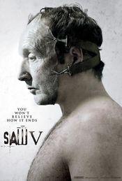 Poster Saw V