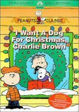 Poster I Want a Dog for Christmas, Charlie Brown