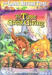 Poster The Land Before Time III: The Time of the Great Giving