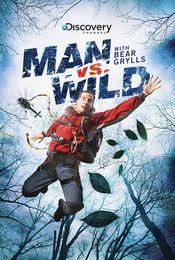 Poster Man vs. Wild