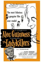 Poster The Ladykillers