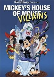 Poster Mickey's House of Villains