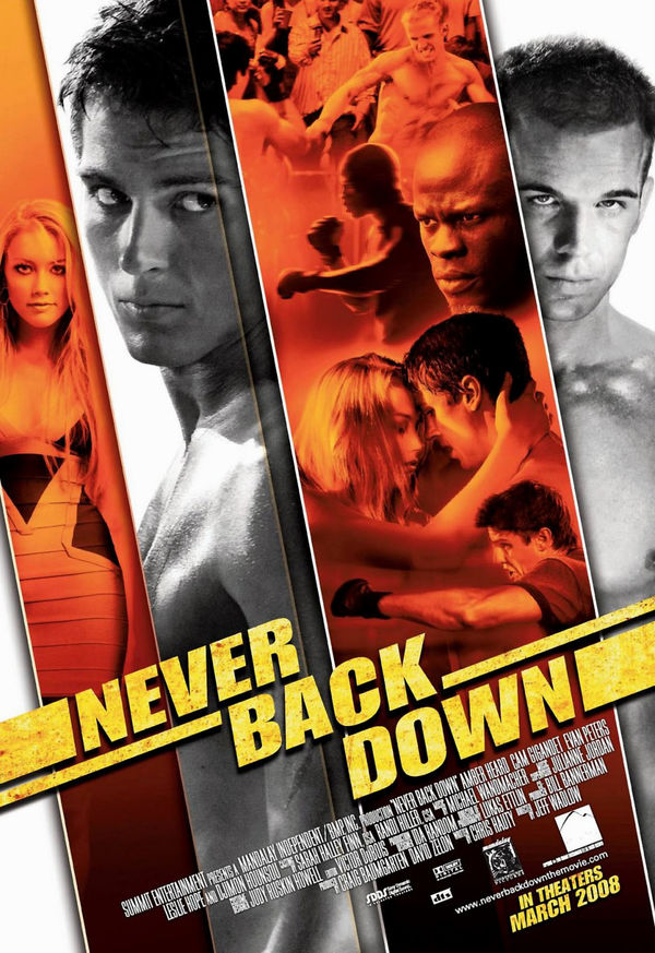 Never Back Down 2021