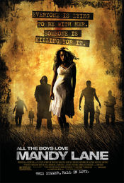 Poster All the Boys Love Mandy Lane