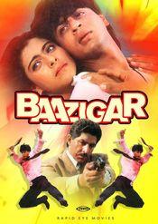Poster Baazigar