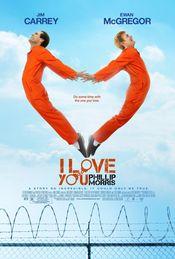 Poster I Love You Phillip Morris