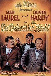 Poster Do Detectives Think?