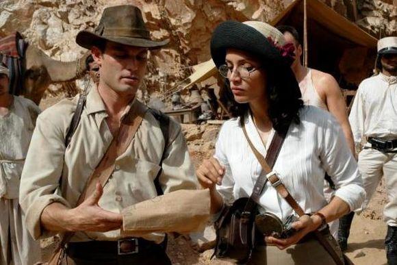 The Curse Of King Tuts Tomb Torrent: Imagini The Curse Of King Tut's Tomb (2006)