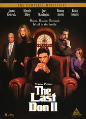 Poster The Last Don