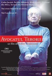 Poster L'avocat de la terreur
