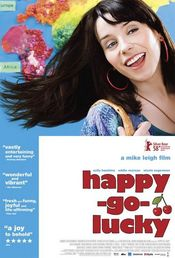 Poster Happy-Go-Lucky