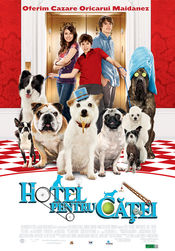 Poster Hotel for Dogs