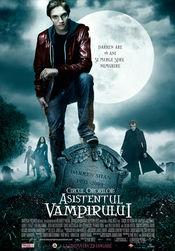 Poster Cirque du Freak: The Vampire's Assistant