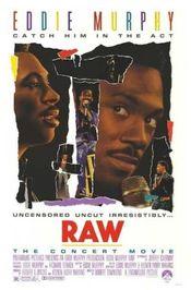 Poster Eddie Murphy Raw