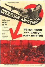 Poster Operation Amsterdam