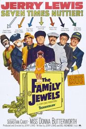 Poster The Family Jewels