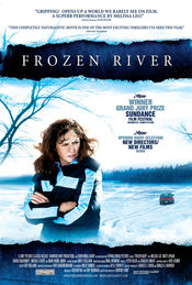 Poster Frozen River