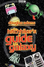 Poster The Hitch Hikers Guide to the Galaxy