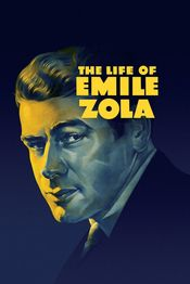 Poster The Life of Emile Zola