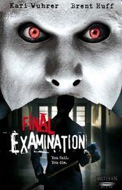 Poster Final Examination