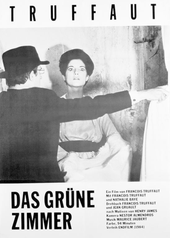 La Chambre Verte Truffaut. Casting Acteurs Chambre Verte Photo ...