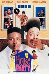 Poster House Party