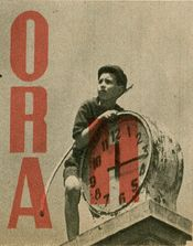 Poster Ora H