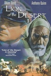 Poster Lion of the Desert