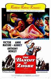 Poster The Bandit of Zhobe