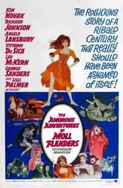 Poster The Amorous Adventures of Moll Flanders