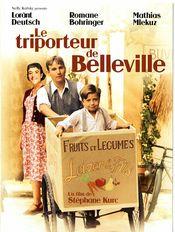 Poster Le Triporteur de Belleville