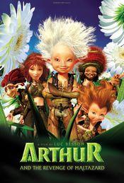 Poster Arthur et la vengeance de Maltazard