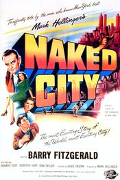 Poster The Naked City