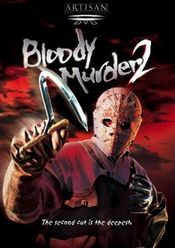Poster Bloody Murder 2: Closing Camp