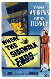 Poster Where the Sidewalk Ends