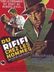 Poster Du rififi chez les hommes