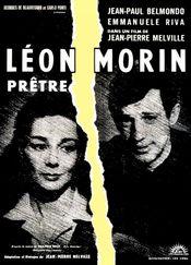 Poster Léon Morin, prêtre