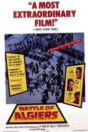 Poster La Battaglia di Algeri