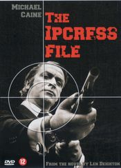 Poster The Ipcress File