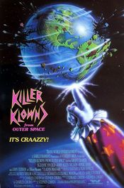Poster Killer Klowns from Outer Space